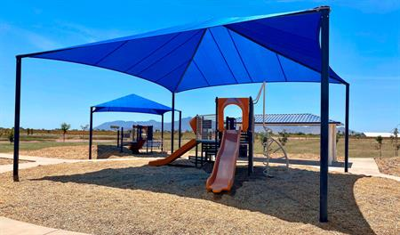 Playground in Seasons at Vista del Verde in PHX