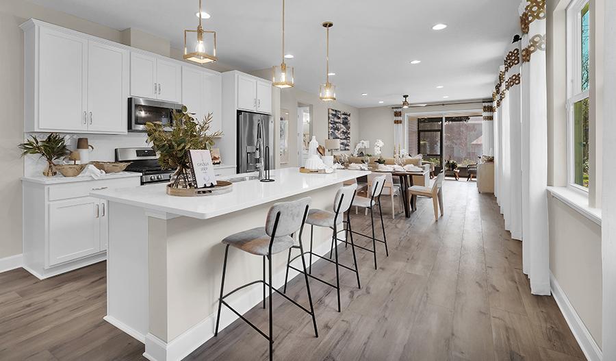 Kitchen Greatroom of the Beech