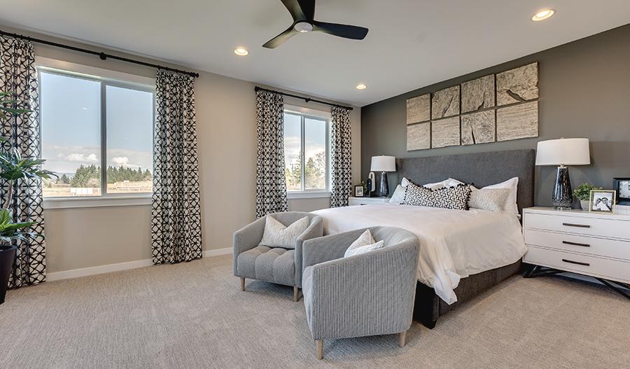 Owner's Bedroom of the marblewood