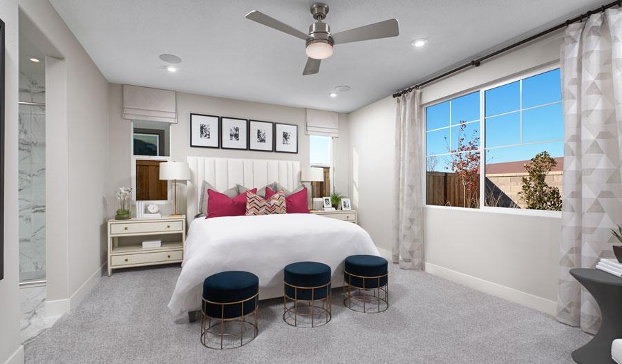 Owner's Bedroom of the Julia