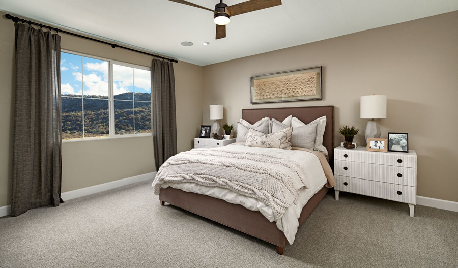 Owner's Bedroom of the Paulson