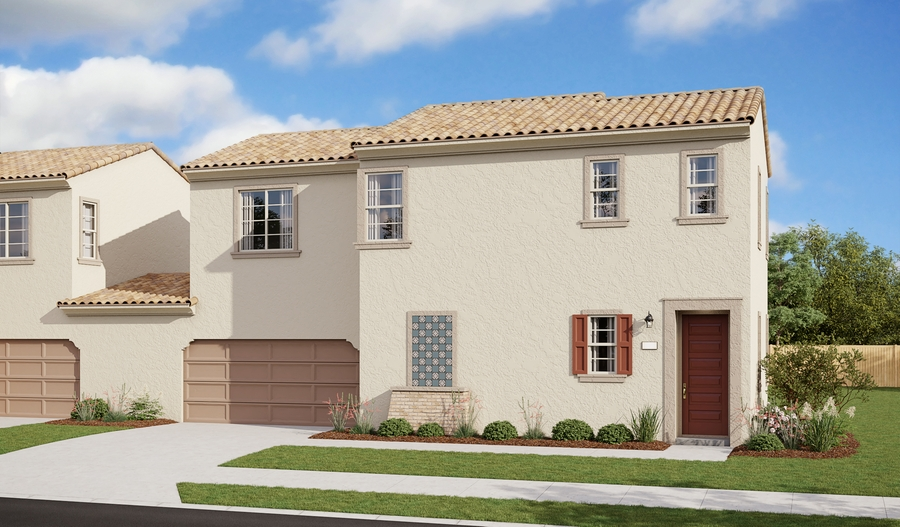 Exterior B of the Noell plan