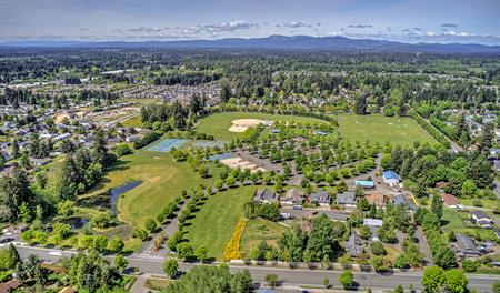 Rainier Vista Park at Summerwalk