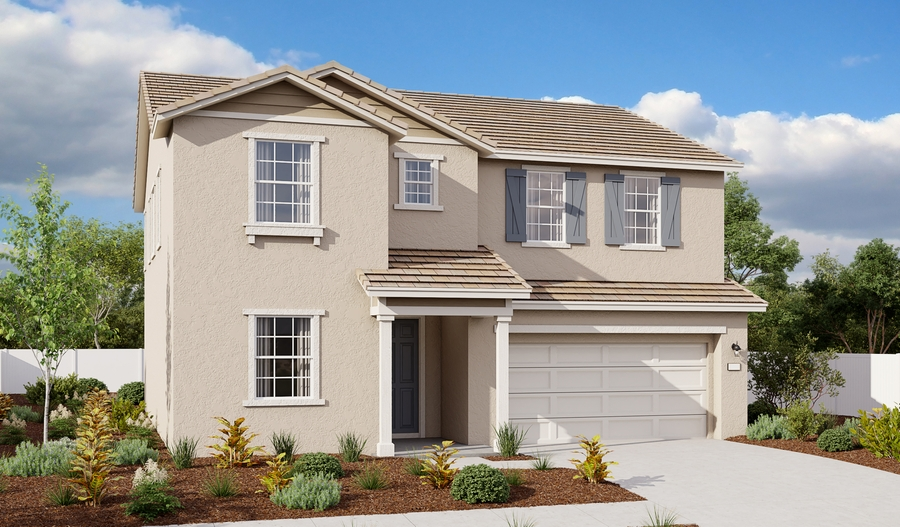 Exterior A of the Andrea plan