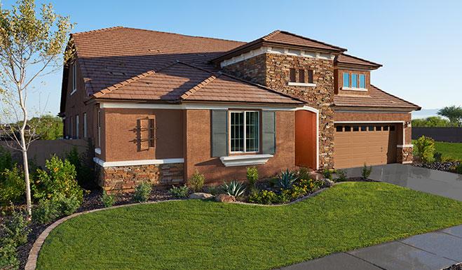New Homes In Queen Creek Az Home Builders In Ocotillo