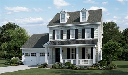 New homes in aldie va home builders in willowsford for Modern homes northern virginia