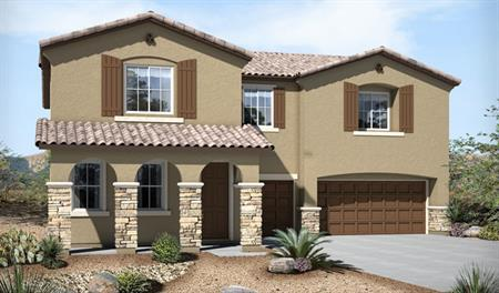 New Homes In Phoenix Az Home Builders In Arroyo Norte