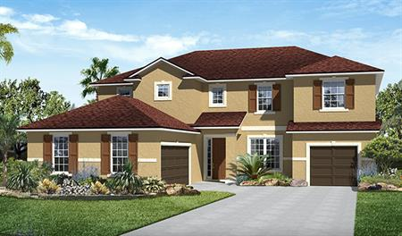 The Piermont - Elevation A