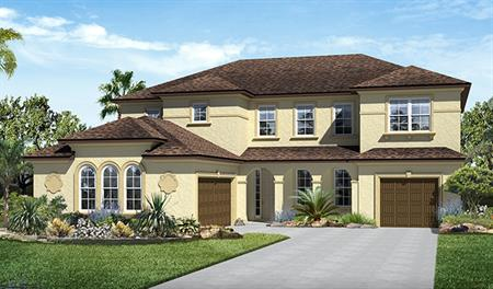 The Piermont - Elevation F