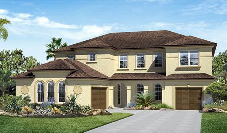 New Homes In Winter Garden FL Home Builders In Roper Reserve
