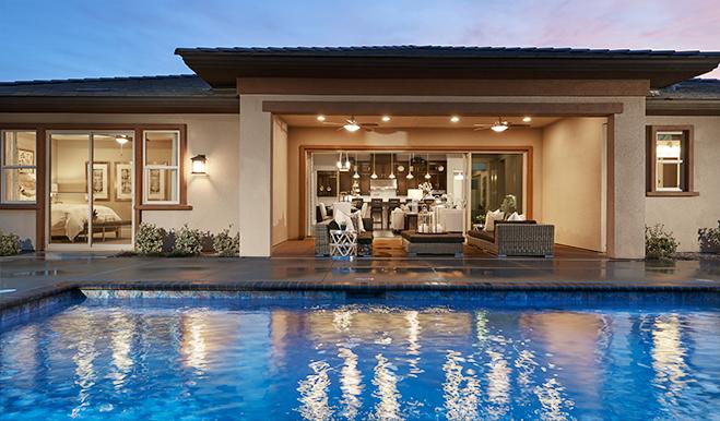 New Home Builder Nevada Richmond American Homes Las Vegas
