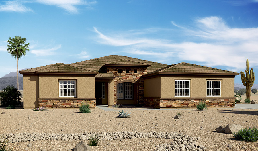Richmond american homes floor plans arizona for Arizona house plans