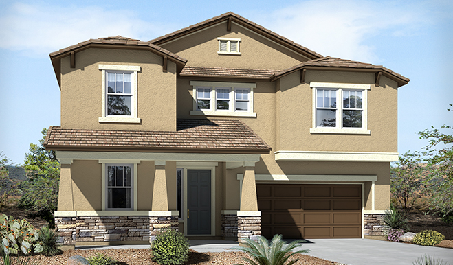 Sage Floor Plan At Sienna Hills