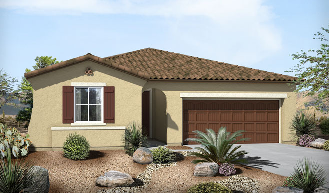 New Homes In Greer Ranch Surprise Az