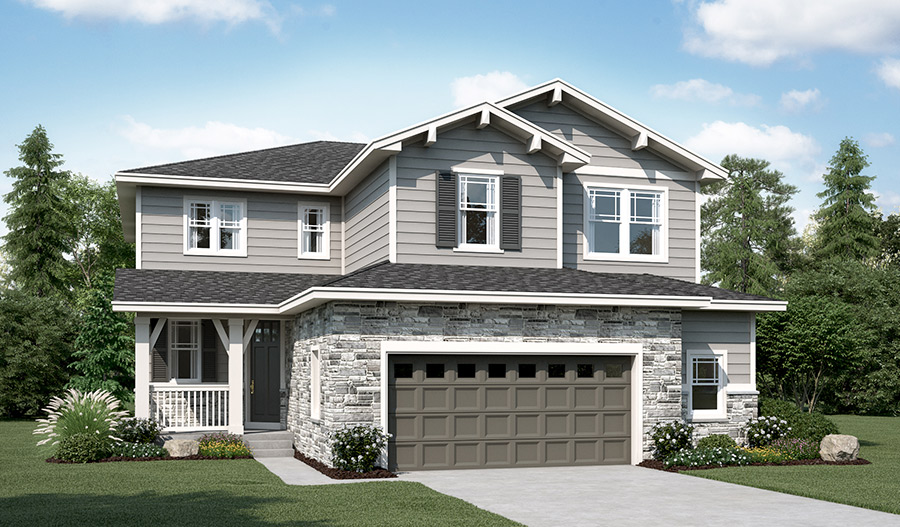 Southshore Aurora New Homes