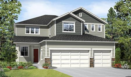 New Homes In Lacey Wa Home Builders In Mcallister Meadows