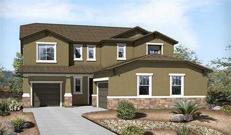 New homes in avondale az home builders in del rio ranch for Avondale lake house