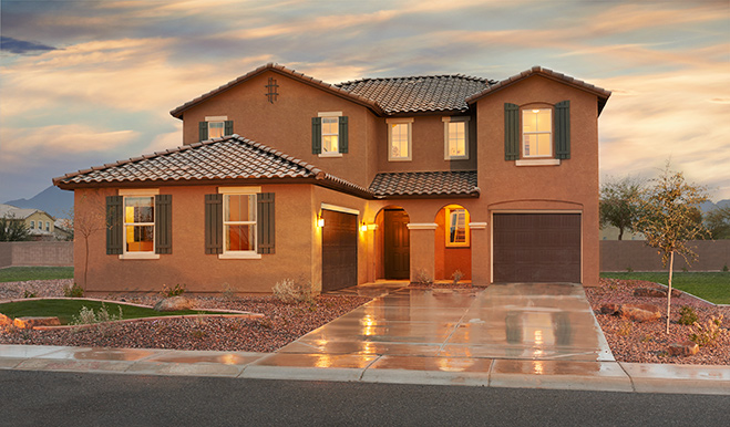 New Homes In San Tan Valley Az Home Builders In Skyline