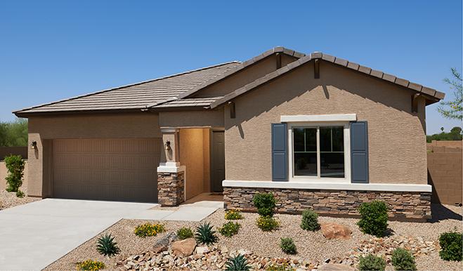 goodyear az new homes: