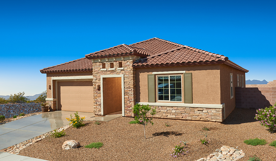 New Homes In Mesa Az