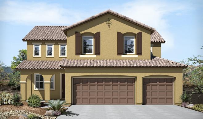 Home Builders In Del Rio Ranch
