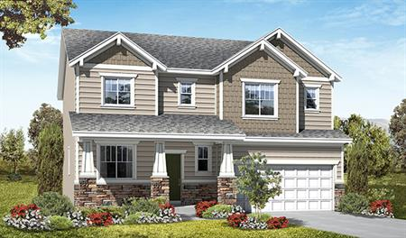 New Homes In Herriman Ut Home Builders In Anthem Acadia