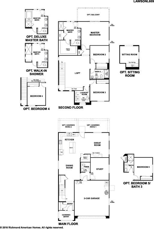 ... Interactive Floor Plan; Floorplan: