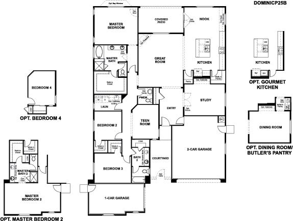 New Homes At Sossaman Estates